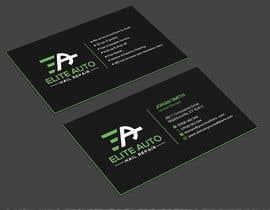 Nro 438 kilpailuun business cards käyttäjältä tanvirhaque2007