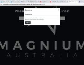 Nro 14 kilpailuun One page Website käyttäjältä aaronharpt