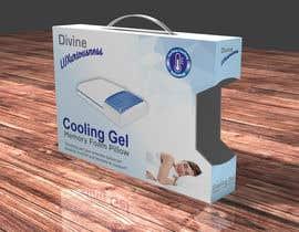 Nro 53 kilpailuun Packaging Concept – New Pillow Product (wireframe template provided) käyttäjältä kaushalyasenavi