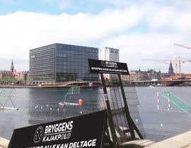 Nro 12 kilpailuun 2 big banners for kayakpolo käyttäjältä akibmilon