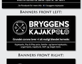 Nro 19 kilpailuun 3 banners for bridge käyttäjältä milonsdream