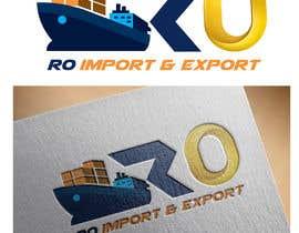Nro 30 kilpailuun I need a logo for import & export business, check the brief description käyttäjältä adnankhanaariz12