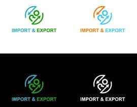 Nro 42 kilpailuun I need a logo for import & export business, check the brief description käyttäjältä hyroquemahmud