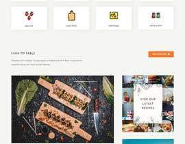 nº 8 pour Build a Website par romanmd213