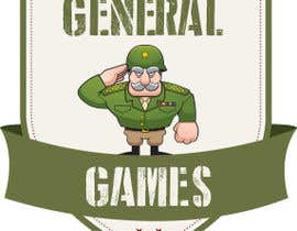 #16 pentru Design a Logo for General Games de către Teamhydra