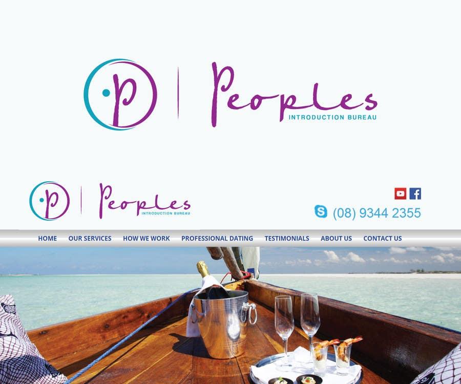 Kilpailutyö #30 kilpailussa Design a Logo for our dating agency