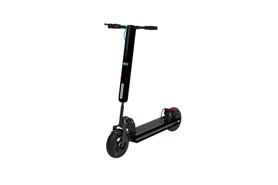Конкурсная заявка №                                        60                                      для                                         Branding E-Scooter