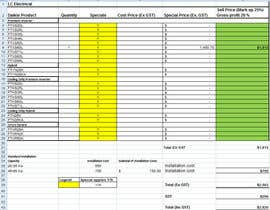 #2 for excel spread sheet by vivirain