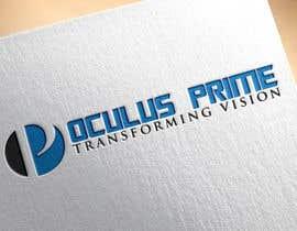 #36 untuk Design a Logo for 'OCULUS PRIME Pty Ltd' oleh dezigningking