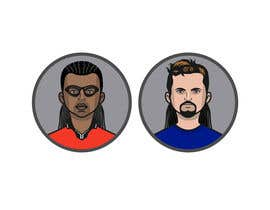 #16 for 15 football avatars af erwantonggalek