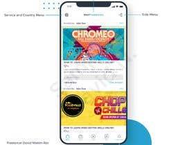 Nro 97 kilpailuun Web App UI UX makeover käyttäjältä Davente