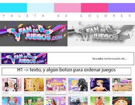 #35 para Logo + diseño web con paleta de colores de francomromero