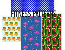 #113 pentru High Quality Pattern Design for Fitness/Sports Shop de către hirafatima929