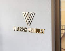 #201 for Ontwerp een Logo for Vlassak-Verhulst by Gulayim