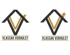#198 for Ontwerp een Logo for Vlassak-Verhulst by qevi