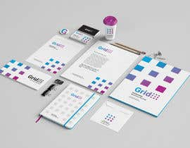 #115 для Logo, Business card, Envelope cover, Billing Design and stationery design от hahirusha