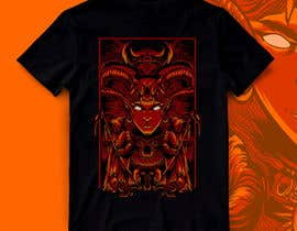 #35 for Hellish Tee-shirt Design/Illustration by wsnrandhy
