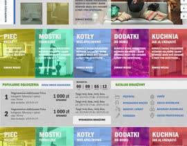 #5 for Zaprojektuj nową odsłonę portalu branżowego by farve