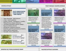#7 pentru Zaprojektuj nową odsłonę portalu branżowego de către farve