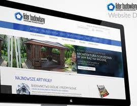 #2 for Zaprojektuj nową odsłonę portalu branżowego by cbastian19