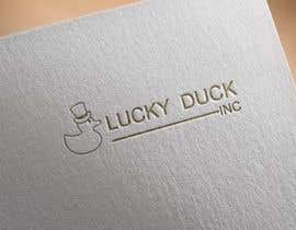 nº 65 pour I would like my logo to be something similar to the pictures I've attached and the name Lucky Duck INC can be anywhere near the logo. I'd like to keep the black and gold theme. par abdulmonayem85