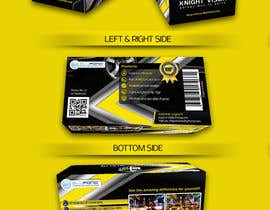 #13 for Create Print and Packaging Designs for Driver Night Vision Glasses - Sleek & Modern Design! by wickhead75