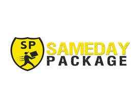 #5 for Ontwerp een Logo for SamedayPackage by brijwanth