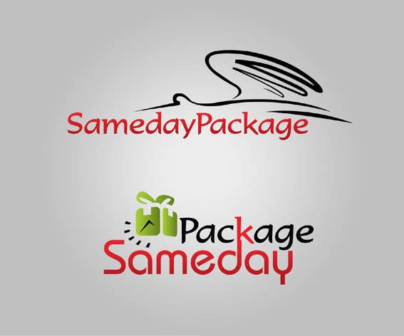 Contest Entry #3 for Ontwerp een Logo for SamedayPackage