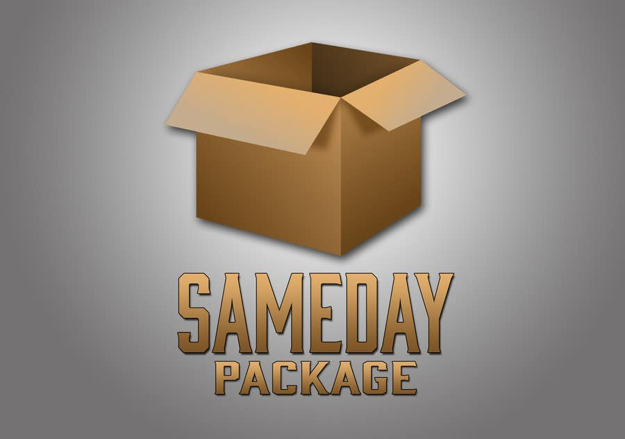 Contest Entry #4 for Ontwerp een Logo for SamedayPackage