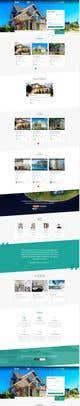 Website design for Real Estate social network