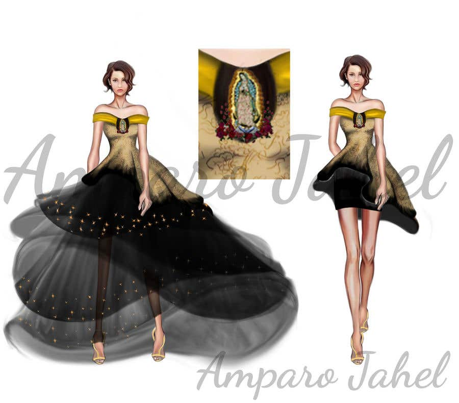 Fashion Designers Looking For A Unique Cool Quinceanera Sweet 15 Ball Gown Freelancer