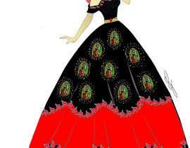 "#14 pentru Fashion Designers - Looking for a Unique, Cool, ""Quinceanera"" (sweet 15) Ball Gown de către safomarwa"