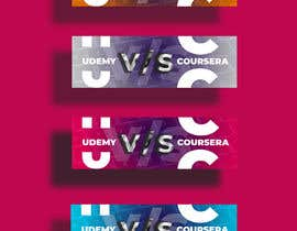 #33 for Banner Design for Blog Page (Udemy vs Coursera) - CourseDuck.com by MohammaSalman