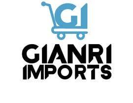 #81 para Logo Gianri Imports de cabralpameladg