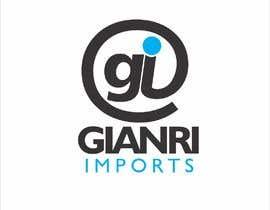 #41 para Logo Gianri Imports de Jairo2020