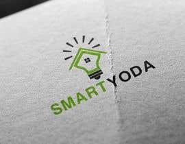#100 untuk Design a logo for a smarthome blog webpage oleh SaritaV