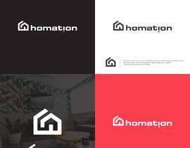 """vramarroy007 tarafından """"Homation""""Visual Identity System VIS için no 5760"""