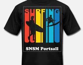 Nro 73 kilpailuun Design a vintage/retro surf style t-shirt käyttäjältä aga5a33a4b358781