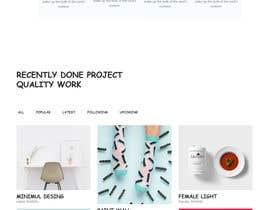 Nro 5 kilpailuun Build a website käyttäjältä kobir012