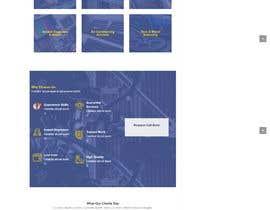 Nro 8 kilpailuun Build a website käyttäjältä designbuzz39