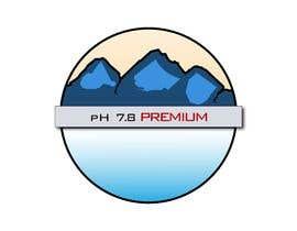 #50 para Criação de logotipo para uma marca de água de galão 20 litros e garrafa 500ml, para usar desde app a rotulo por vml19