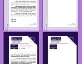 Nro 13 kilpailuun Communication template käyttäjältä angelgummy
