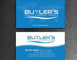 Nro 1128 kilpailuun New Business Card käyttäjältä ahsanhabib5477