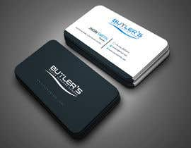 Nro 817 kilpailuun New Business Card käyttäjältä shefatchowdhury