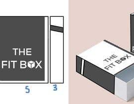 Nro 13 kilpailuun CREATE A BOX DESIGN käyttäjältä juliarehder