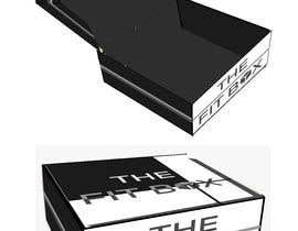 Nro 16 kilpailuun CREATE A BOX DESIGN käyttäjältä juliarehder