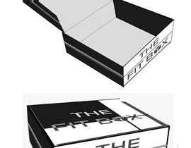 Nro 17 kilpailuun CREATE A BOX DESIGN käyttäjältä juliarehder