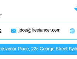 #56 for Create an Email Signature for Freelancer.com by mondaluttam