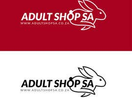 Nro 141 kilpailuun Design a Bunny Logo for Adult Shop SA website that is funny, naughty and kinky. käyttäjältä alimmhp99