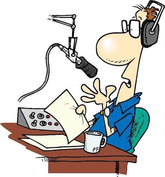 Entry 5 By Rafiulk17 For Ham Radio Cartoon Freelancer